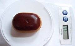 Manju Weight:48g Calories:125kcal