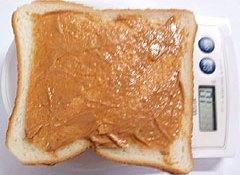 カロリー ピーナッツ バター