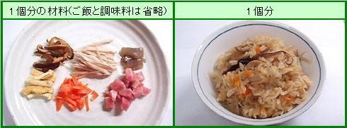 炊き込みご飯 カロリー