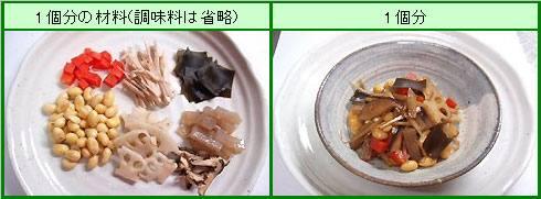 ひじき 煮物 カロリー