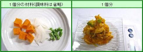 カロリー かぼちゃ サラダ