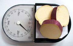 ふかし 芋 カロリー さつまいも - カロリー計算/栄養成分 カロリーSlism